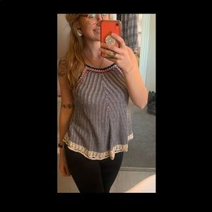 Knit Summery Top